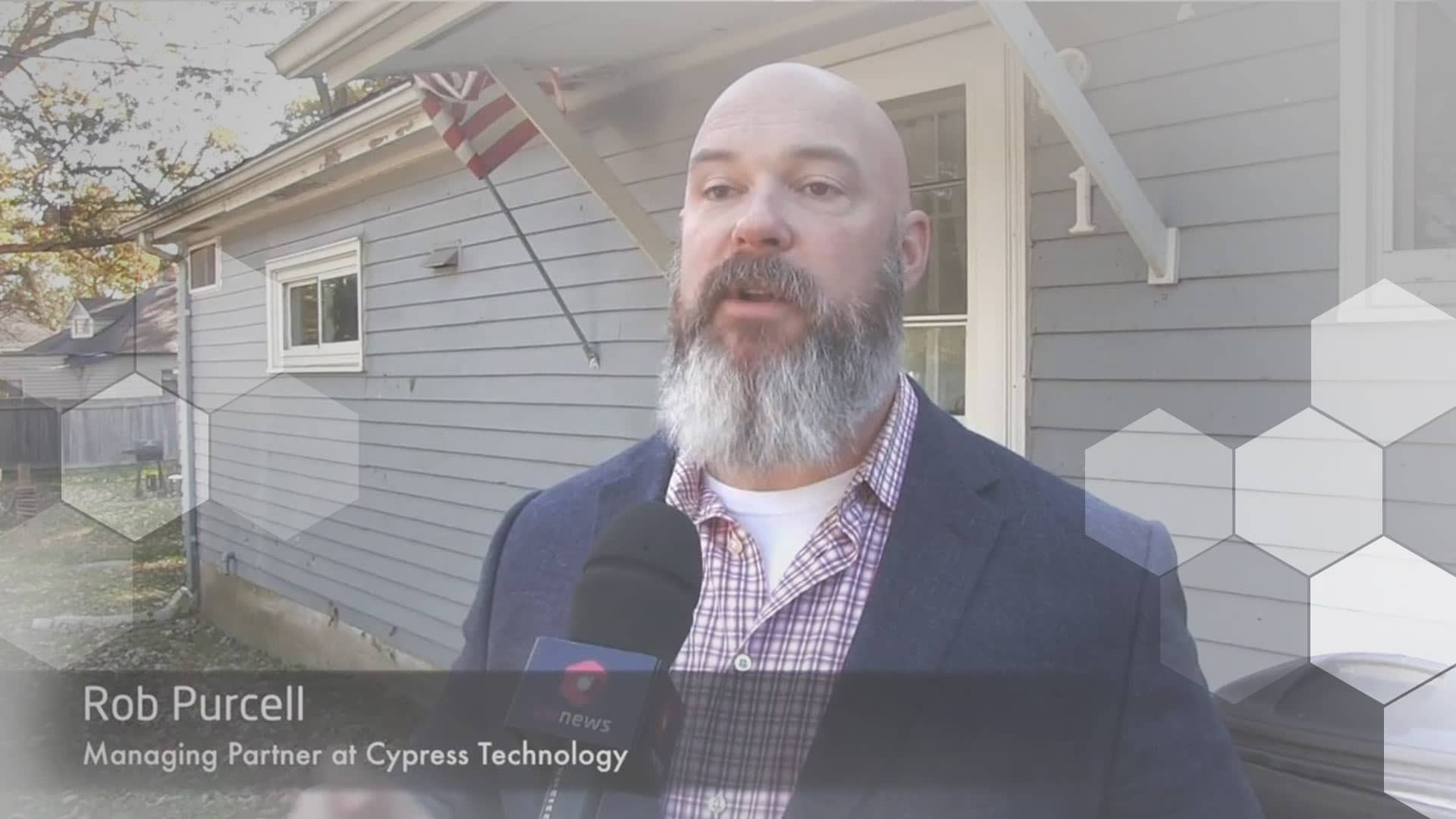 Zailab Pays Surprise Visit to Customer, Cypress Technology